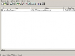MR/2 ICE Email and Newsreader Client 2.65 Screenshot