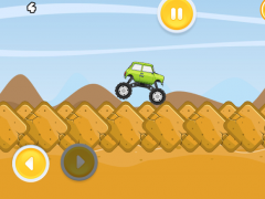 Mr-Bean Desert Stunt 1.0 Screenshot