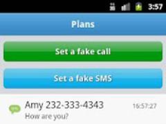 Mr Caller (Fake Call&SMS) 1.3.3 Screenshot