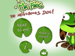 Mr Frog The Neighbours Dog 2.4 Screenshot