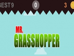 Mr. Grasshopper - Endless Jump up doodle heads 1.3 Screenshot