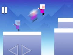Mr Icy Cube - The Swing roPes Games 1.1 Screenshot