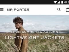 MR PORTER 3.5.3 Screenshot