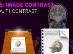 MRI in Practice App 05a - T1 Contrast 1.0 Screenshot