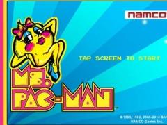 Ms. PAC-MAN for iPad 4.0.3 Screenshot