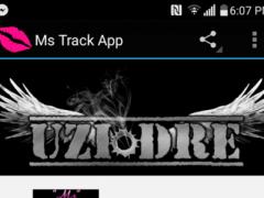 Ms Track App 1.0 Screenshot