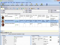 MSD Employees Multiuser 4.20 Screenshot