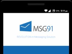 MSG91  Screenshot