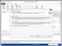 MSI Package Builder Enterprise 7.2 Screenshot