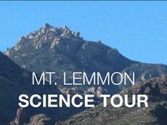 Mt. Lemmon Science Tour 1.2 Screenshot