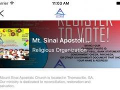 Mt Sinai Thomasville 1.0 Screenshot