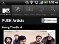MTV PUSH 1.3 Screenshot
