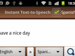 A+ Dictionary Translate Speak 5.2.9 Screenshot