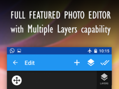 Multi Layer - Photo Editor 1.2.1 Screenshot