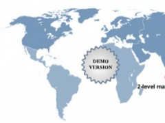 Multi-level World Map (Complete set #2) 1.0 Screenshot