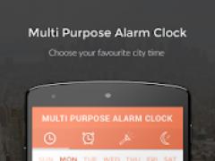Multi Purpose Alarm Clock 1.1 Screenshot