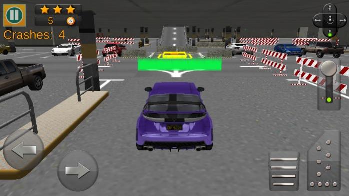 Multi-Story Car Parking 3D