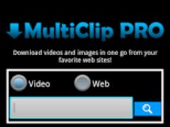 MultiClip PRO:Video downloader 1.0.2 Screenshot