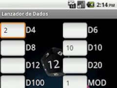 MultiDice Roller 1.0 Screenshot