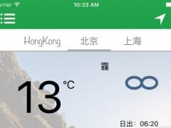 Multifunction Weather 1.1 Screenshot