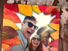 Multiphoto Frames for Autumn – Collage & Album Pro 1.0 Screenshot