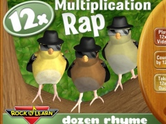 Multiplication Rap 12x HD 1.9.1 Screenshot