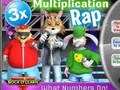 Multiplication Rap 3x HD 1.9 Screenshot