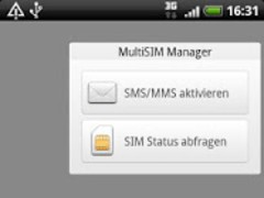 MultiSIM Manager 1.0 Screenshot