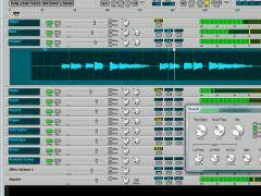MultitrackStudio Lite 8 Screenshot