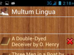 Multum Lingua 1.22 Screenshot