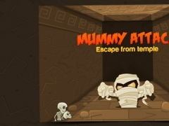 Mummy Attack-Escape from temple 1.0.1 Screenshot