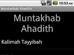 Muntakhab Ahadith In Hindi Pdf