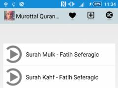 Murattal Fatih Seferagic 6.0 Screenshot