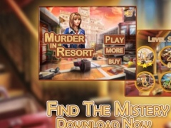 Murder is Resort - Hidden Object Pro 1.0 Screenshot