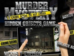 Murder Mystery Hidden Object 2.0.0 Screenshot