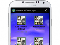Murottal Al-Qur'an Mp3 1.0 Screenshot