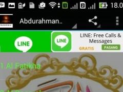 Murottal Qur an 30juz 114surat 1.0 Screenshot