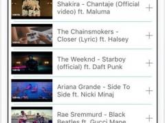 MUSE - Youtube Music Playlist Player 1.0 Screenshot