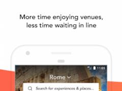 Musement - Travel Activities 4.3.6 Screenshot