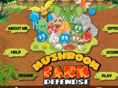 Mushroom Farm Defense HD 1.0 Screenshot