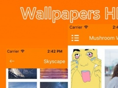 Mushroom Wallpapers HD&Cool Background Themes 1.2 Screenshot