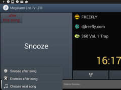Music Alarm Megalarm Lite 1.7.6 Screenshot