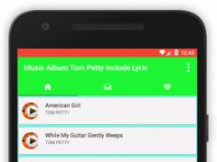 Music and Lyric of Tom Petty 1.0.0 Screenshot