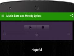 Music Bars and Melody Lyrics 1.0 Screenshot