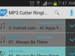 Music Cutter Ringtone Maker 1.3 Screenshot