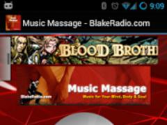 Music Massage - BlakeRadio.com 5.6 Screenshot