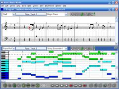 Music MasterWorks 3.92 Screenshot