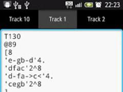 Music Memo Pad Plus 0.11 Screenshot