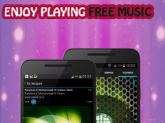 Music mp3 player pro 1.0 Screenshot