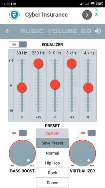 Music Volume EQ - Equalizer & Booster Free Download
